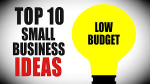 top 10 small business ideas in india with low budget