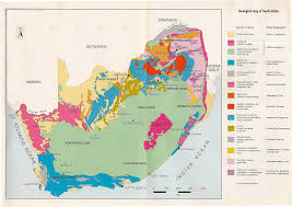 Port Elizabeth South Africa Map by Antimony World Global Map Of Antimony Projects