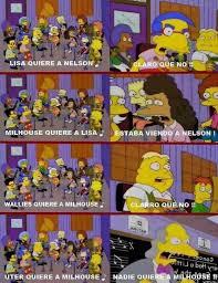 Millhouse Meme - nadie quiere a milhouse los simpson pinterest memes