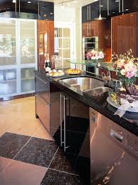 Kitchen Cabinets With Glass Glass Kitchen Cabinet Doors Pictures Options Tips U0026 Ideas Hgtv