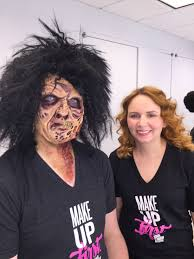 top special effects makeup schools make up on wgn tv morning news make up school of
