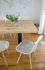 dining room reveal lemon thistle