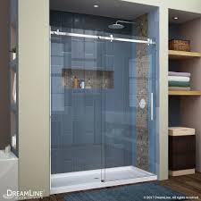 39 Shower Door Dreamline Enigma Air 56 To 60 In Frameless Sliding Shower Door