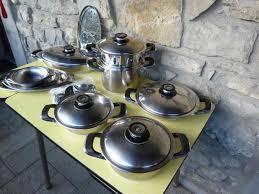 batterie de cuisine amc electroménager vend serie casseroles amc rhône alpes haute savoie
