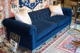 blue chesterfield sofa royale blue chesterfield sofa furniture