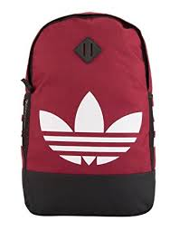 adidas classic trefoil backpack light pink amazon com adidas originals trefoil backpack burgundy backpacks