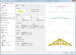 Free Timber Truss Design Software by Truss Robot Structural Analysis Products Autodesk Knowledge