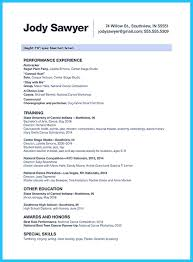 Barista Resume Sample by Free Dancer Resume Example Resumecompanion Com Resume Samples