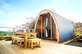 mulino pods magnificent glamping with wonderful views in derbyshire