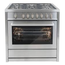 Map Gas Home Depot Cosmo 36 In 3 8 Cu Ft Gas Range In Stainless Steel With 5