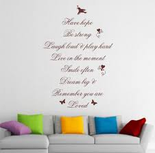 quotes on design engineering living room wall art quotes peenmedia com