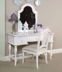 furniture bedroom white makeup vanity table storage unit with