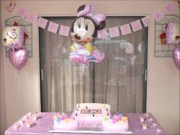 baby minnie mouse 1st birthday minnie mouse birthday decoration
