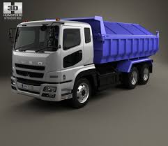 mitsubishi truck canter mitsubishi fuso canter chassis truck 2013 3d model hum3d