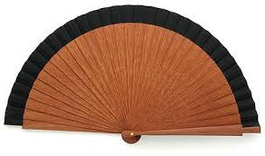 wooden fans plain wooden fans medium myhandfan