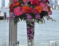 ta florist vase wedding dinner centerpieces beautiful trumpet vase