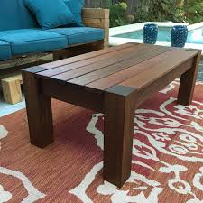 Ipe Bench Latest Build Patio Coffee Table Out Of Ipe Woodworking