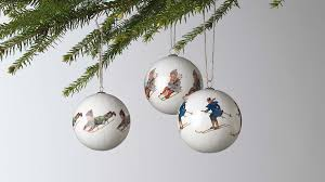 elsa beskow christmas tree ornaments designed by catharina kippel