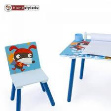 dessin de bureau table à dessin enfants bureau avec rouleau de papier et tabouret