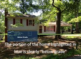 split level homes how should a split level home measured the real estate