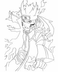 naruto coloring pages coloring page blog