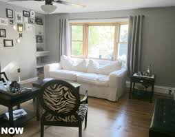 What Colors Go With Grey Walls Gray Living Room Stephanie Marchetti Sandpaper U0026 Glue A Home
