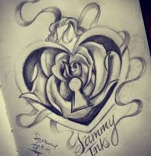 the 25 best heart lock tattoo ideas on pinterest lock key