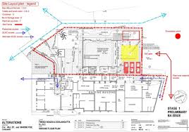 construction site plan construction site layout planning importance of site layout
