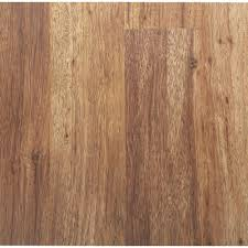Light Laminate Flooring Trafficmaster Eagle Peak Hickory 8 Mm Thick X 7 9 16 In Wide X 50