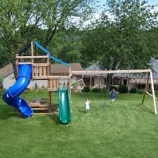 Backyard Swing Set Plans by Best 25 Wood Swing Sets Ideas On Pinterest Outdoor Swing Sets