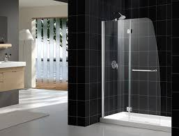 Frameless Frosted Glass Shower Doors by Dreamline Showers Aqua Tub Door Frosted Glass Frameless Bathtub