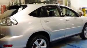 lexus rx 350 for sale nsw 2004 lexus rx330 sports luxury youtube