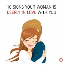 Meme Love - 10 signs your woman is deeply in love with you love meme on me me
