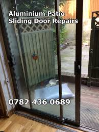 Patio Door Repair Aluminium Sliding Door Repairs Womenofpower Info