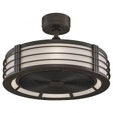 Ceiling Fan With Cage Light Ceiling Fan Caged Fans Cage Enclosed Black India Modern Best 25