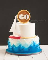 sailboat cake topper sailboat cake sailboat cake birthday cake for a friend all