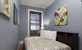 small bedroom ideas how to make the most of your space streeteasy a typical tiny bedroom at rental in kips bay