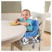 summer infant pop u0027n sit portable booster seat blue target