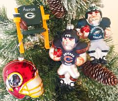 ornaments for a sports themed christmas tree