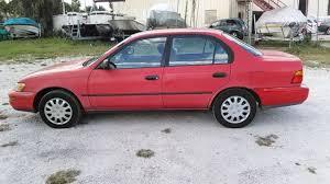 toyota corolla sedan 1993 1993 toyota corolla dx sedan 4 door 1 8l for sale photos