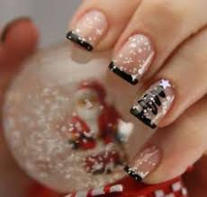 festive nail art designs for christmas cool nail arts