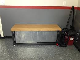 bench for garage awesome garage storage bench garage garage storage work bench and