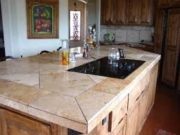 kitchen types types of kitchen countertops kitchen countertop tile design ideas