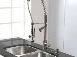 kraus kitchen faucets reviews sink faucet pleasant kitchen faucet reviews within kraus