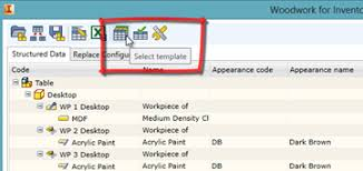 Bom Template Excel Bom Generator How To Support Woodwork For Inventor