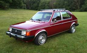 1980s dodge cars 1978 1990 dodge omni plymouth horizon two cars one mission