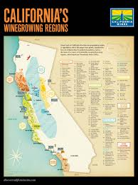 Sacramento Ca Zip Code Map by California Wine Areas Map California Map
