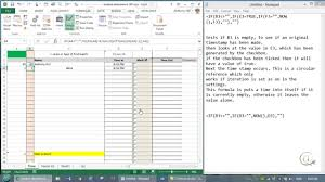 Time Spreadsheet Create The Checkbox Used In The Attendance Spreadsheet For Time