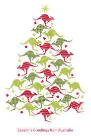 season u0027s greetings from australia on behance christmas all over