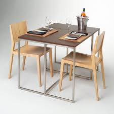 Dining Table Metal Legs Wood Top Unfinished Pine Wood Drop Leaves Dining Table With Tapered Legs